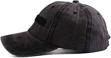New Arrivals Tide Fashion Retro Wash Jeans Baseball Hat Personality Hip-Hop Caps