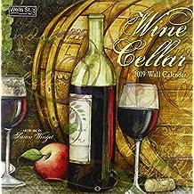 Wine Cellar 2019 Calendar