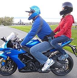 RBI 2 Handle Passenger Hold On Belt Motorcycle ATV Snowmobile Jet ski size XL - Riding Belt