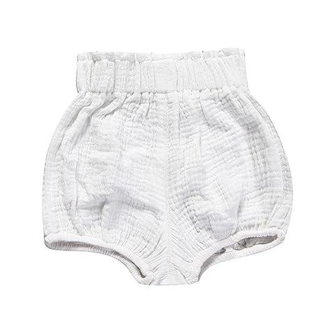 feiXIANG Ropa de bebé Pantalones Cortos de bebé recién Nacido Bebé ...