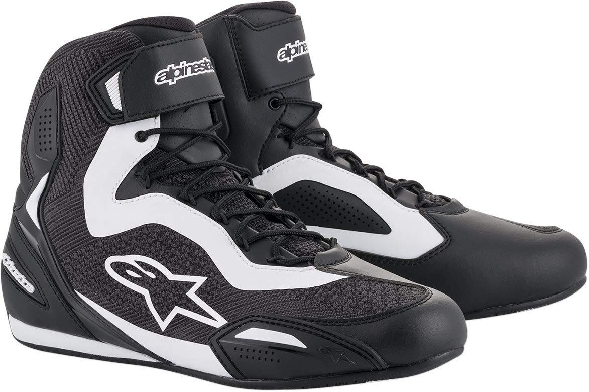Alpinestars Faster-3 Rideknit Shoes 11.5, 10-Black