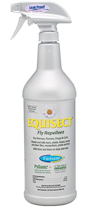 FARNAM HOME U0026 GARDEN 3002536 Equisect Repellent, 32 Oz