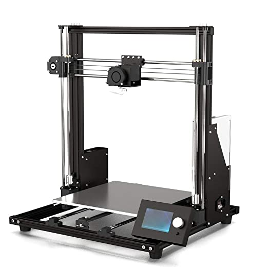 L.J.JZDY Impresora 3D A n e t ha Mejorado los Kits de Impresora ...
