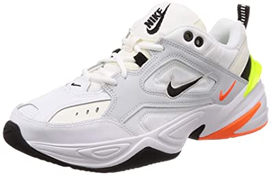 competitive price 0e2bc 7fc21 Nike Men s M2K Tekno, Pure Platinum Black-SAIL-White, ...