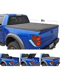Tyger Auto T3 Tri-Fold Truck Tonneau Cover TG-BC3C1005 Works with 2007-2014 Chevy Silverado/GMC Sierra 1500 2500 3500 HD...