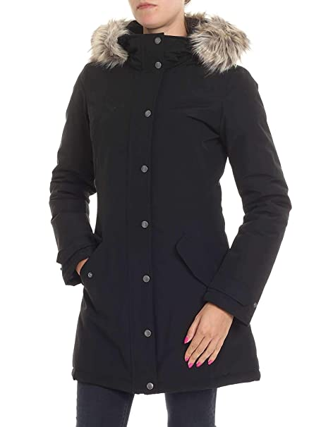 Woolrich Donna Cappotto Nero it Poliestere WYCPS0523CN02BLK Amazon AFaBnAqw