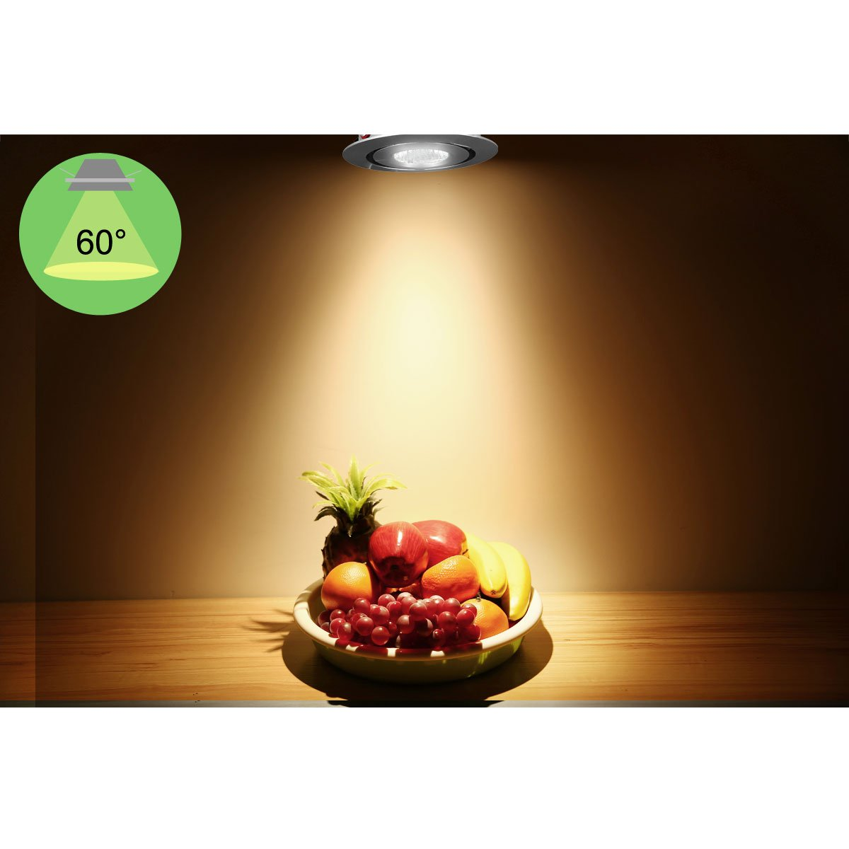 Le 15 inch led under cabinet lighting 10w halogen bulbs le 15 inch led under cabinet lighting 10w halogen bulbs equivalent 1w 12 v dc 80lm warm white 3000k low voltage recessed ceiling lights recessed arubaitofo Images