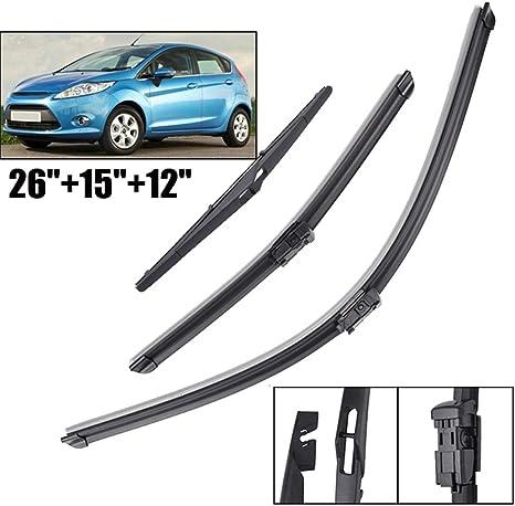 Set di spazzole tergicristallo Posteriore Anteriore , per Ford