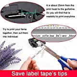 ASprink Compatible Label Tape Replacement for