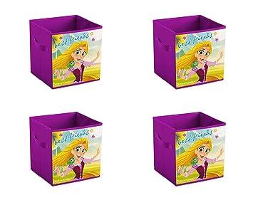 made2trade Faltbare Aufbewahrungsbox für Das Kinderzimmer