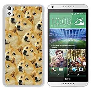 Doge (2) Durable High Quality HTC Desire 816 Phone Case
