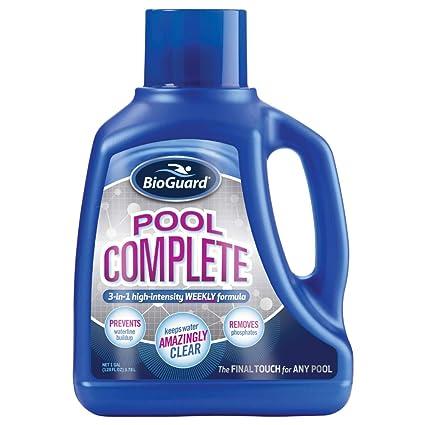Amazon.com: BioGuard piscina completa (1 galón): Jardín y ...