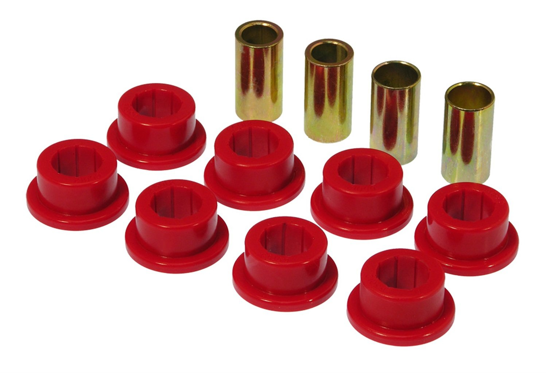 Prothane 7-1204 Red Rear Strut Rod Bushing Kit