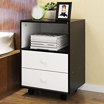 LT Nightstand Bedside Cabinets Lockers With Drawers Bedroom Lockers Bedside  Cabinets (Color :