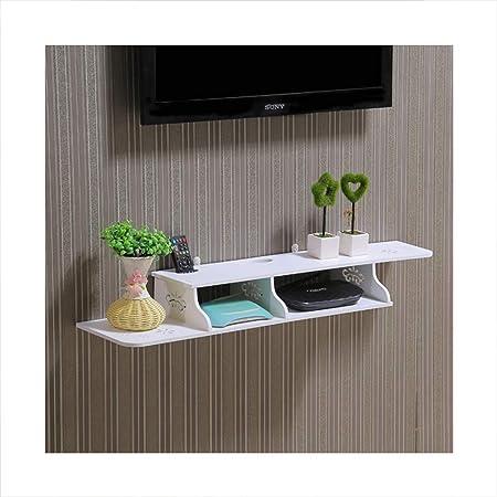 Marco decorativo para TV, estante de pared para colgar en la pared, caja superior para salón, dormitorio, caja de almacenamiento Size 6: Amazon.es: Hogar