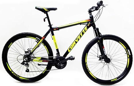 Reset - Bicicleta de montaña para niño, 27,5