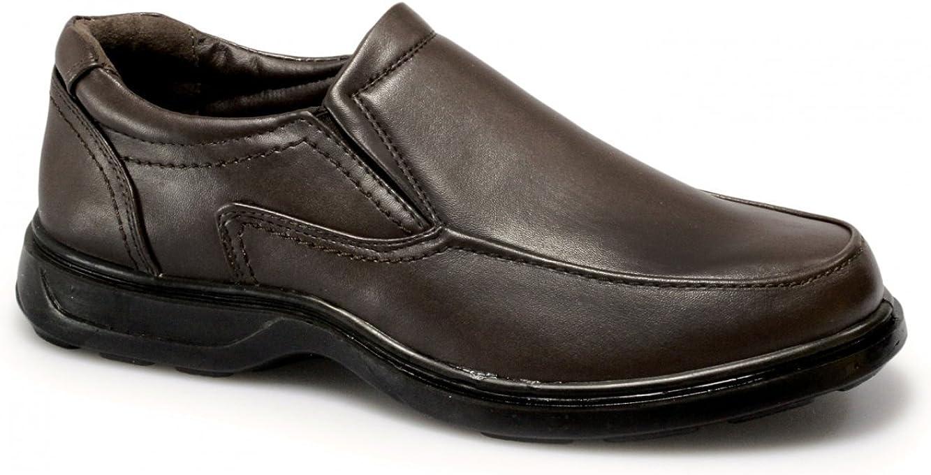Dr Keller - Mocasines para Hombre marrón marrón
