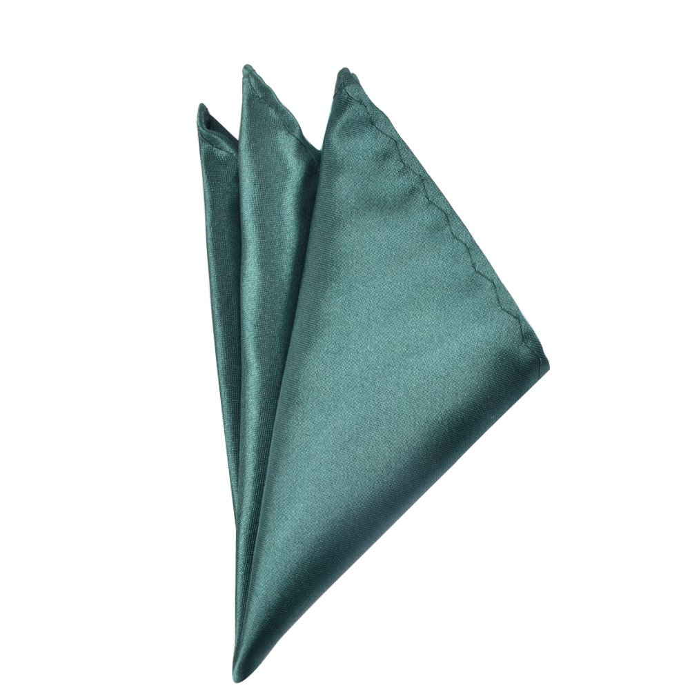 Alotpower Mens Pocket Squares Wedding Party Solid Color Handkerchief,28 Pack