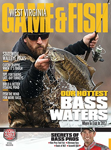 More Details about West Virginia Game & Fish Magazine