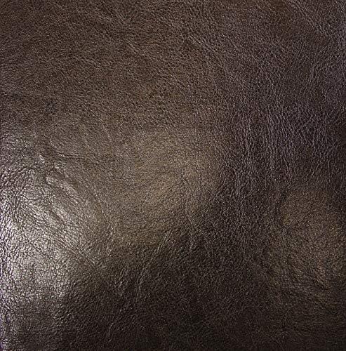 VViViD Bycast65 Black Gloss Top-Grain Faux Leather Marine Vinyl Fabric (25ft x 54'') by VViViD (Image #2)
