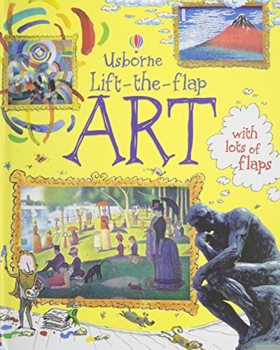 Usborne Lift-the-flap Art