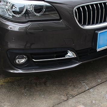 Embellecedor para marco de faros antiniebla de coche: Amazon.es: Coche y moto