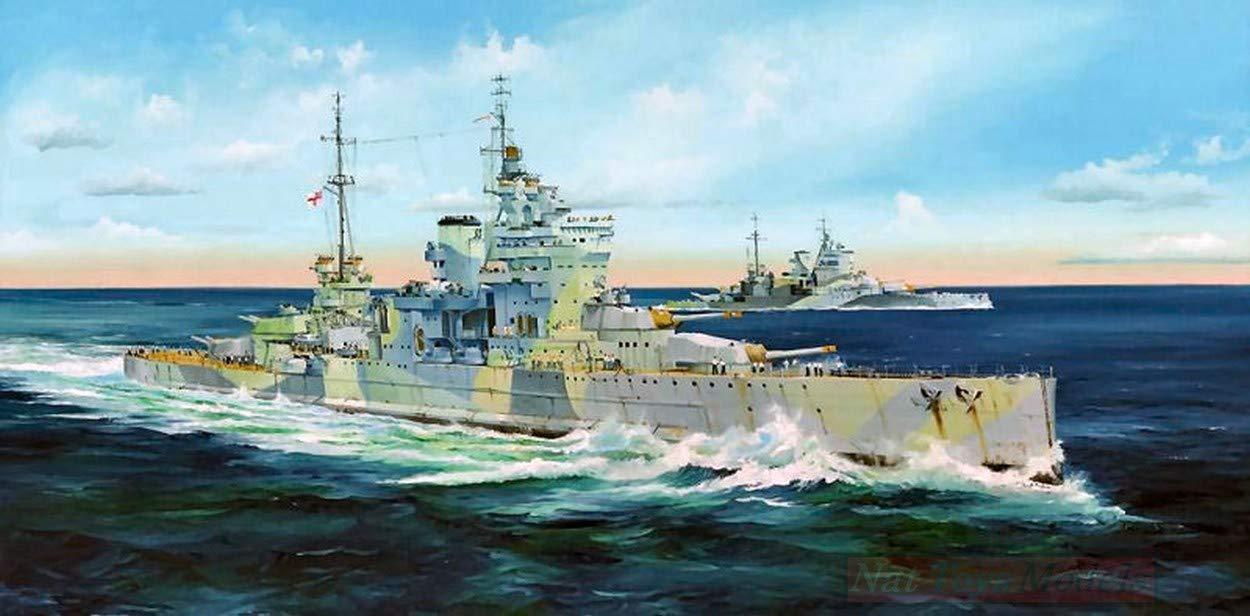 Barato Trumpeter TP5324 Nave HMS Queen Elizabeth Kit 1:350 MODELLINO Model
