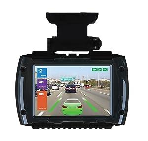 Boyo VTR17LD Drive Assist Dash Cam Black Box