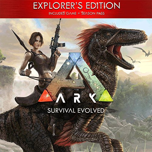 ARK SURVIVAL EVOLVED EXPLORERS EDITION - PS4 [Digital Code] by Wildcard Properties