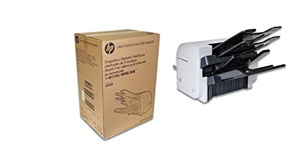 HP CC424A Printer mailbox with stapler - 900 sheets in 3 tray(s) -