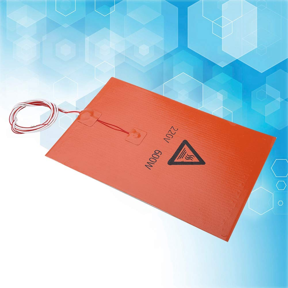 Tangxi High Temperature Heating Pad 12V 220V 3D Printer Accessories Silicone Hot Bed 120W 200W 600W 750W