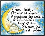 LPG Greetings Dear Lord Decor, Blue/Yellow/White