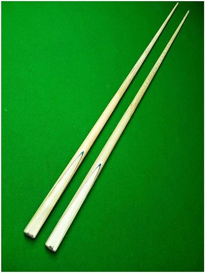 WXS Taco De Billar Snooker Pequeña Cabeza La Varilla 8 Negro Negro Ocho Billar Cue 9,8 Mm América del Billar Cue: Amazon.es: Deportes y aire libre