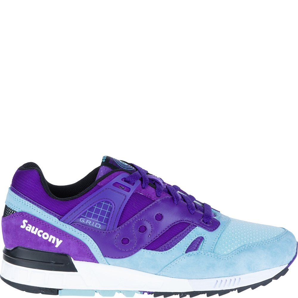Saucony Men's Grid Sd Shoes New Authentic Purplelight