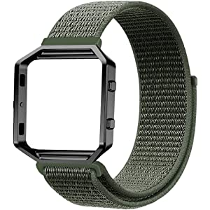 Amazon.com: EloBeth for Fitbit Blaze Charger, Replacement ...