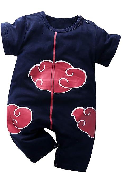 ZhangYu Cute Sonic Baby Newborn Short Sleeve Baby Jumpsuit Baby Toddler Pants Unisex