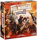 CMON Zombicide Season 3 Rue Morgue Board Game