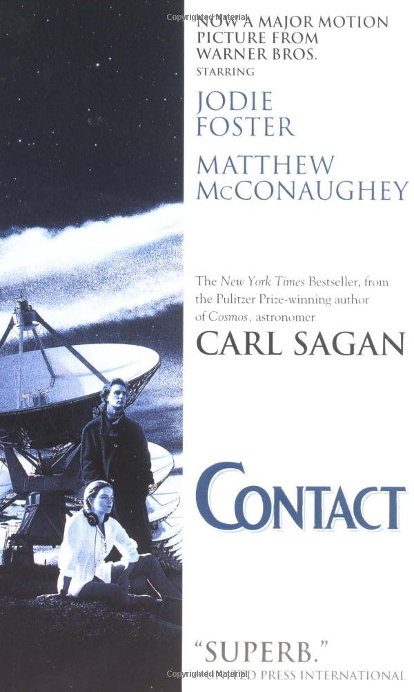 contact carl sagan 9780099469506 amazon com books Contact Audiobook follow the author