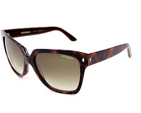 Amazon.com: Yves Saint Laurent 6351/S anteojos de sol ...