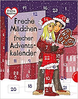 Mädchen Weihnachtskalender.Freche Madchen Frecher Adventskalender 9783522502610 Amazon Com