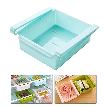GosCrazy Cajón Organizador del refrigerador, Saque el refrigerador ...