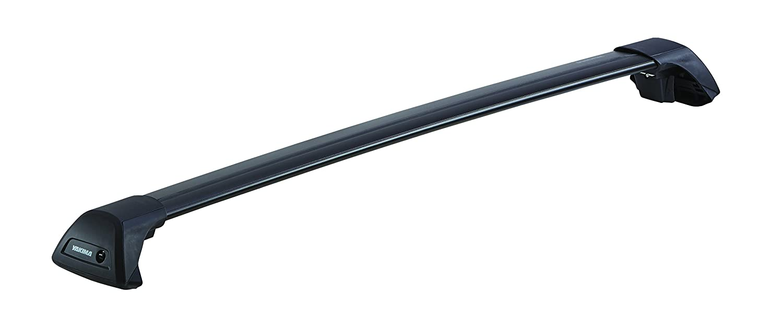 Yakima flushbar 3 x l 1-barブラック B073VRFXM3