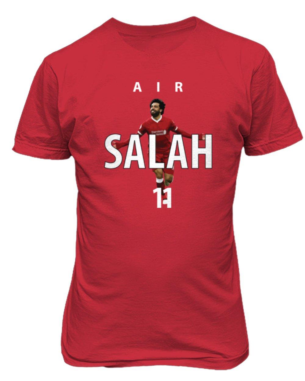 Tcamp Soccer Liverpool Air Salah 11 Mohamed Salah T Shirt 2840