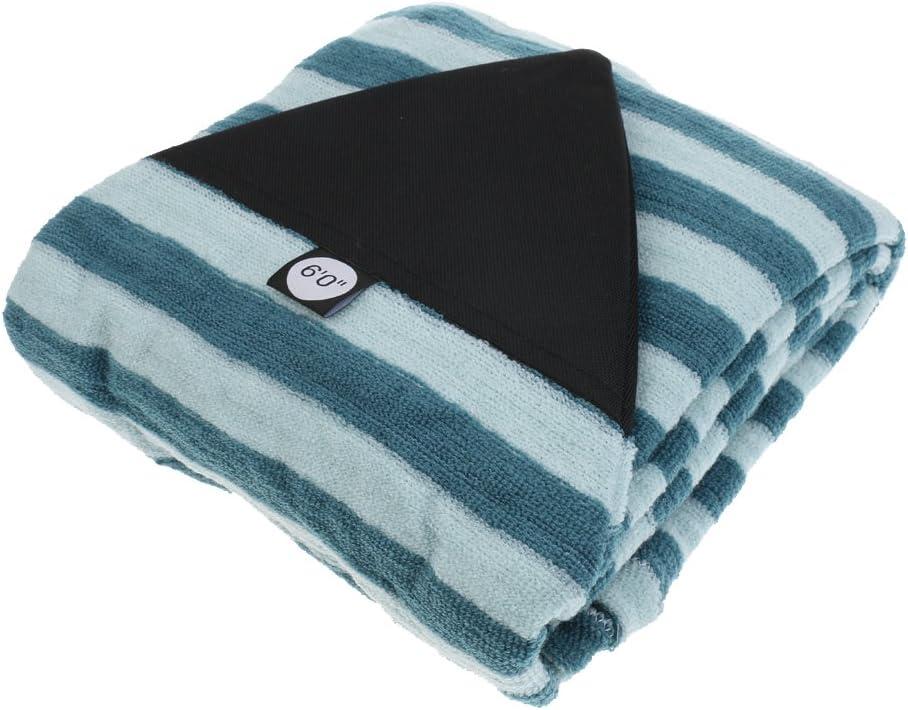 3 Colores Injoyo Bolsa De Viaje De 60para Surf Surfboard Sock Protective Storage Cover Case