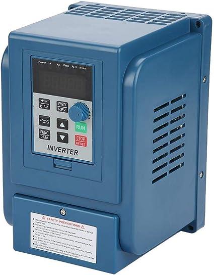 380V 1.5kW VFD Invertitore Azionamento Di Frequenza Inverter Convertitore trifase inverter VFD regolatore di velocit/à