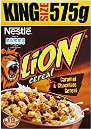 Nestle Lion Cereal (575g) - Pack of 2