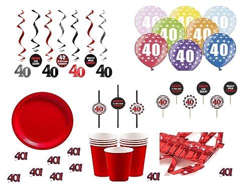40 geburtstag mann party