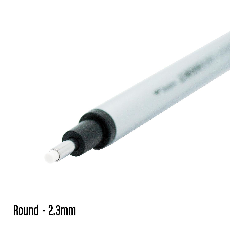 17.65/x 4.06/x 1.01/cm Tombow Mono Zero Eraser
