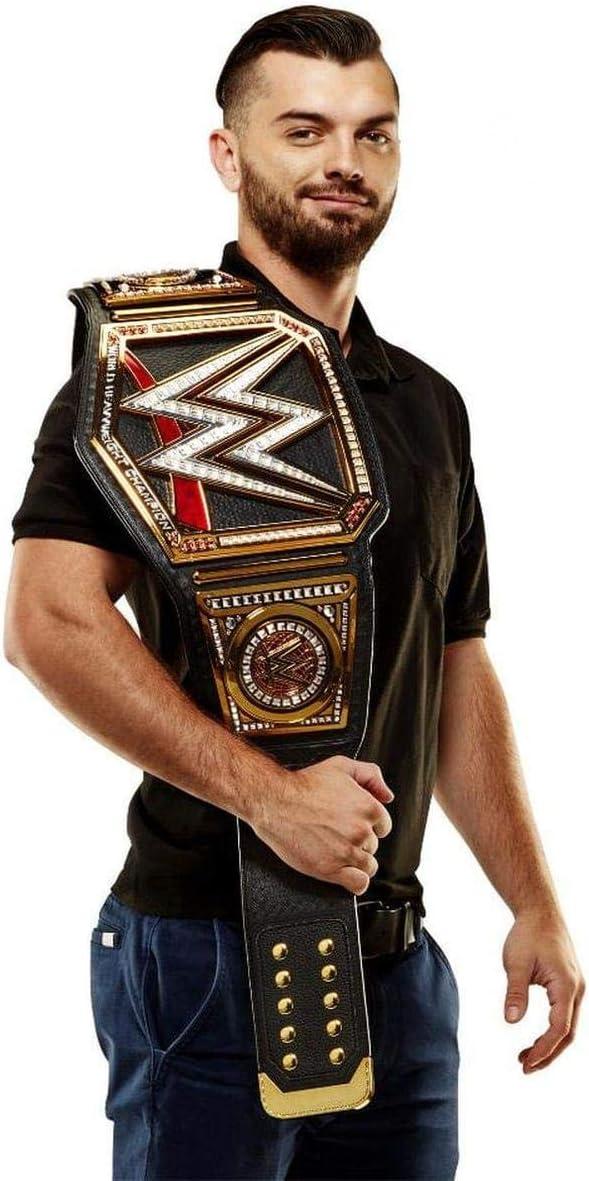WWE World Heavyweight Championship Title Belt Replica: Amazon.es: Juguetes y juegos