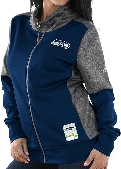 seattle seahawks ladies sweatshirt